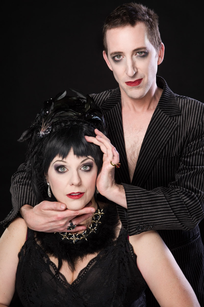 Strange Bedfellows: Jacqui Dark and Kanen Breen