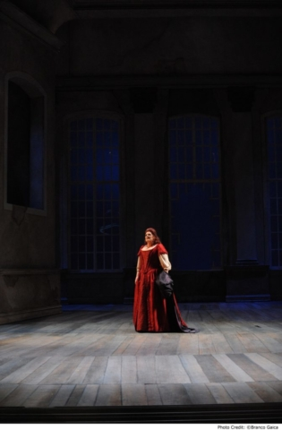 Donna Elvira (Don Giovanni) for Opera Australia