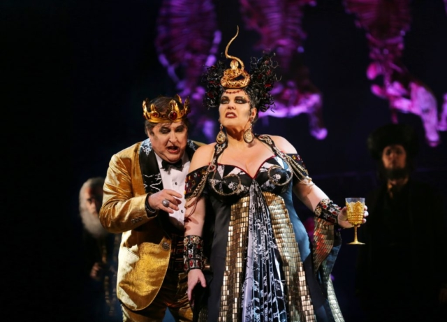Herodias (Salome) for Opera Australia