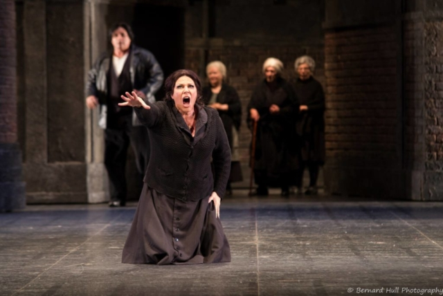 Santuzza (Cavalleria Rusticate) for State Opera Of South Australia